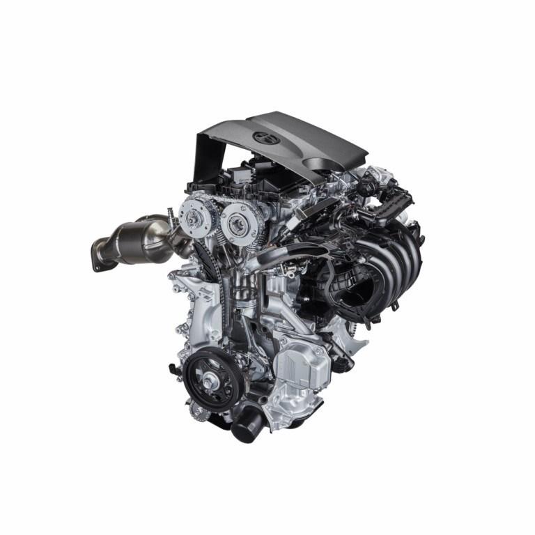 Toyota desarrolla nuevos motores y transmisiones basados en la plataforma global TGNA
