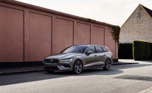 Volvo descubre la nueva generación del V60 antes de su estreno en el Salón de Ginebra 2018