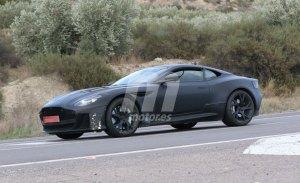 El nuevo Aston Martin Vanquish cazado en nuestro país