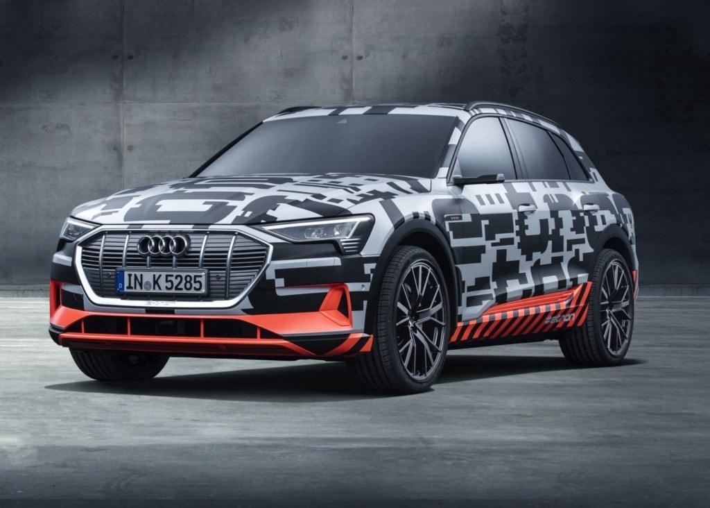 Audi e-tron prototype: el avance definitivo del crossover eléctrico se deja ver en el Salón de Ginebra