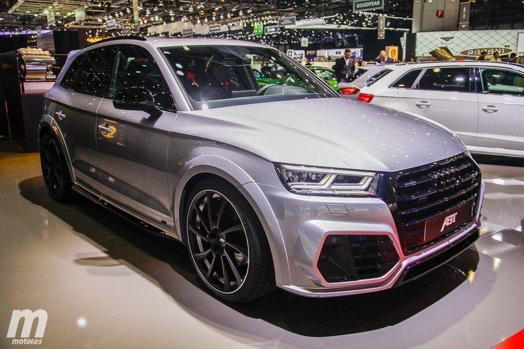 ABT Sportsline hace del Audi SQ5 un SUV más temido