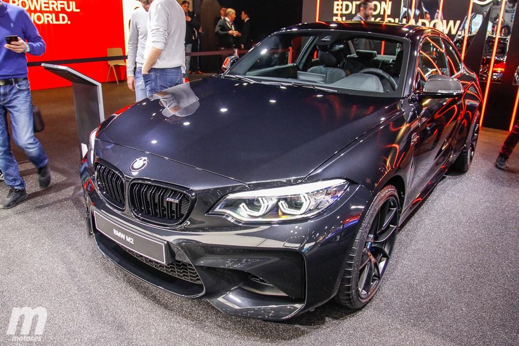 Nuevo BMW M2 Coupe Edition Black Shadow presentado en Ginebra 2018