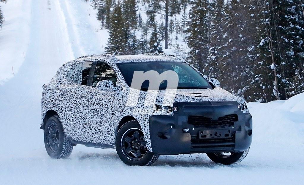 El desarrollo del nuevo Chevrolet Trax continúa en el norte de Europa