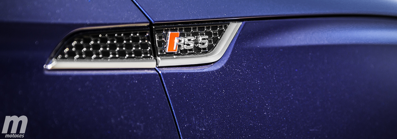 Prueba Audi RS 5 Coupé, ángel o demonio