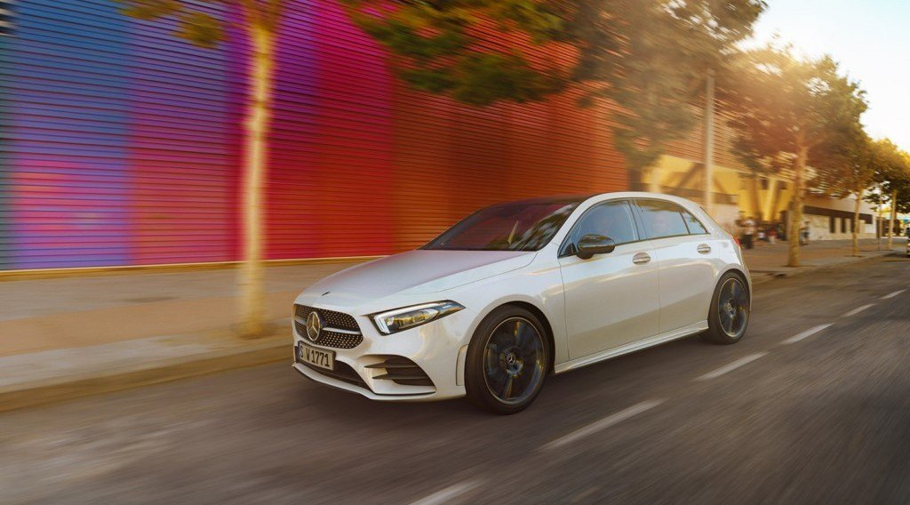 Los equipamientos del nuevo Mercedes Clase A abruman a sus rivales en tecnología
