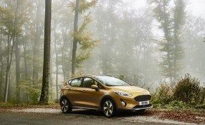 Ford pone a la venta el nuevo Fiesta Active en Reino Unido