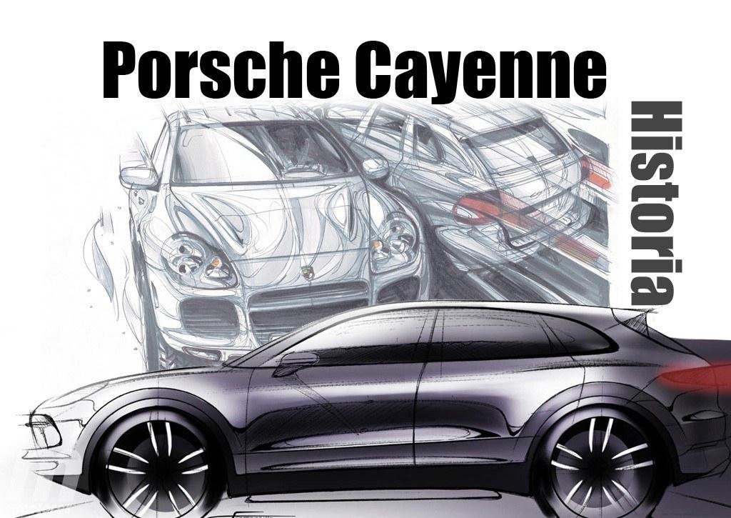 La historia del Porsche Cayenne: todo lo que debes saber