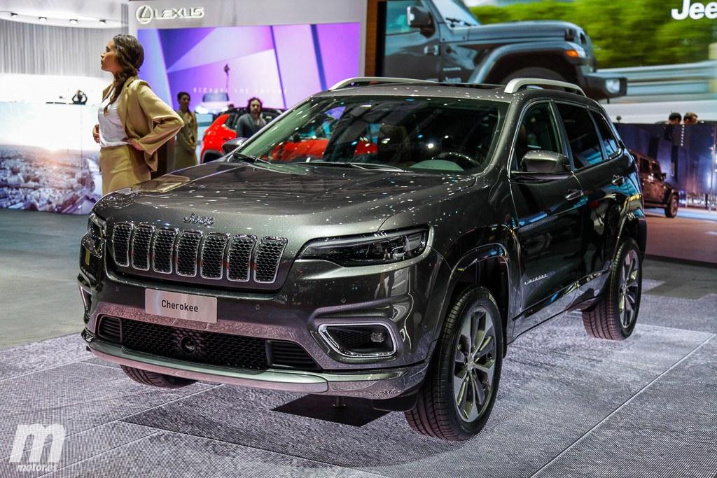 Los nuevos Jeep Wrangler y Cherokee se estrenan oficialmente en Europa