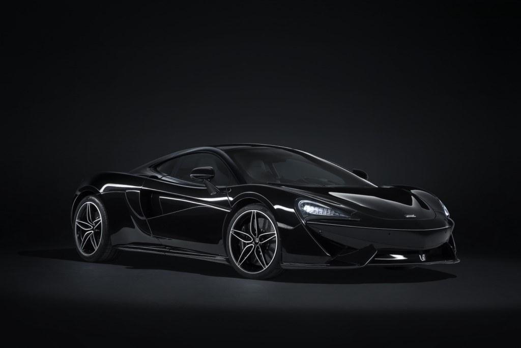 McLaren 570GT Black Collection: cuando el negro se convierte en protagonista absoluto
