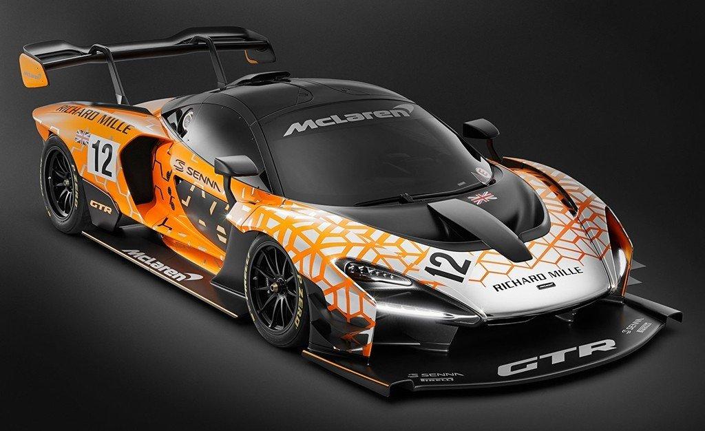 McLaren Senna GTR Concept: se avecina una versión específica para circuitos