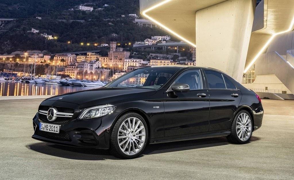 Mercedes-AMG C 43 4MATIC 2018: más potencia y equipamiento tecnológico