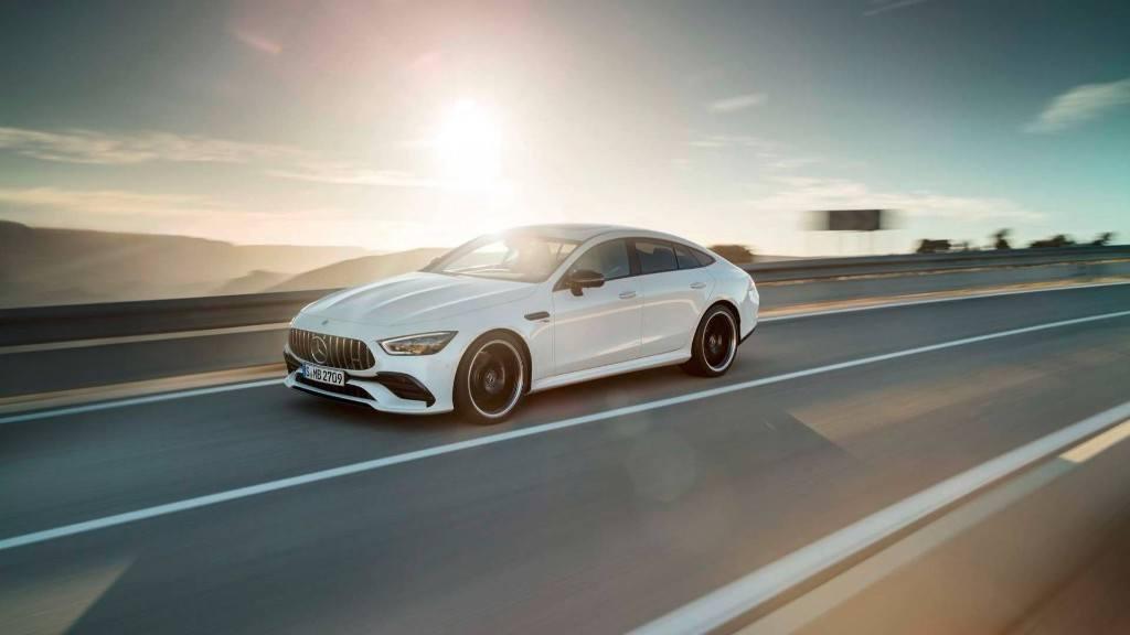 Mercedes-AMG GT Coupé 4 puertas: más espacio, misma deportividad