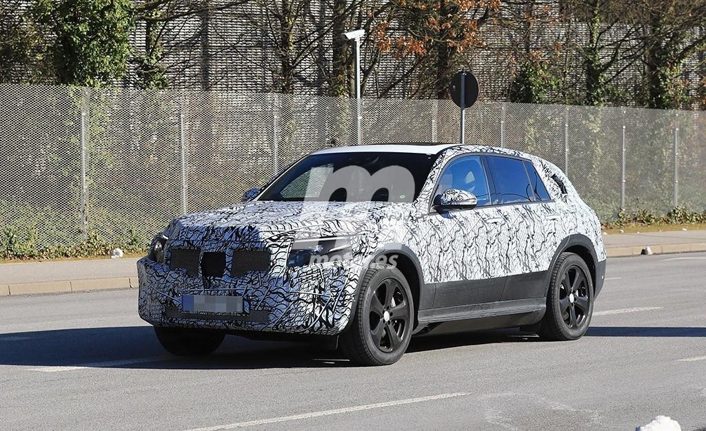 El desarrollo del Mercedes EQC 2019 sigue adelante, ahora en Alemania