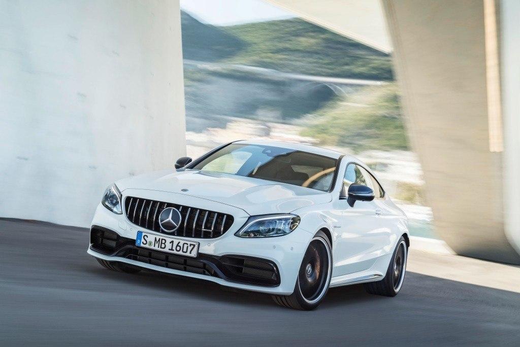 Mercedes estrena la gama AMG C 63 en el Salón del Automóvil de Nueva York 2018