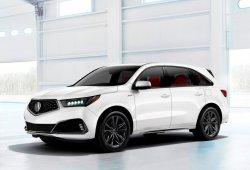 Nueva versión A-Spec para el Acura MDX en Nueva York 2018