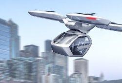 Airbus Pop.Up Next: la segunda generación del prototipo volador de Airbus