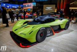 Aston Martin lanzará un nuevo hiperdeportivo con la base del Valkyrie
