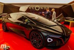 Lagonda Vision Concept el nuevo concepto del lujo y de cero emisiones de Aston Martin