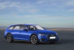 Así será el nuevo Audi A6 Allroad