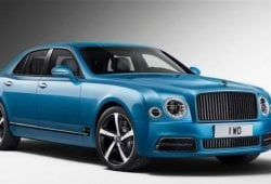 Mulsanne Design Series by Mulliner: la creación más exquisita de la berlina de lujo de Bentley