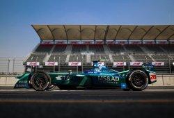 BMW se pierde el primer test del 'Gen 2' de la Fórmula E