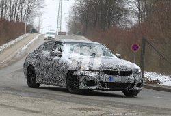 Estas son las fotos del BMW Serie 3 2019 más destapado que verás hoy