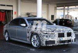BMW continúa desarrollando el nuevo Serie 7 que llegará en 2019
