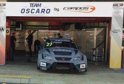 Campos Racing y Cupra son la referencia en el test del WTCR