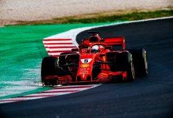 Día 7: Vettel destroza el crono, McLaren recupera terreno