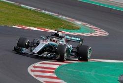 """Hamilton, sobre el reasfaltado del Circuit: """"Es una pérdida de dinero"""""""