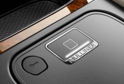 El Bentley Bentayga ya cuenta con un nuevo lector de huella de seguridad obra de Mulliner