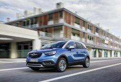 El nuevo Opel Crossland X supera la barrera de los 100.000 pedidos
