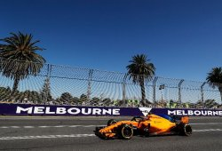 McLaren explica la causa del retraso en la gran evolución prevista para Melbourne