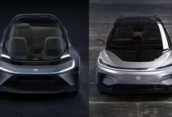 Parecidos razonables: Faraday Future FF91 Vs. NIO EVE Concept