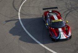 Se presenta el nuevo Ferrari 488 GTE Evo en Fiorano