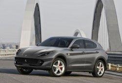 El primer Ferrari V8 híbrido llega en 2019 y probablemente sea un SUV