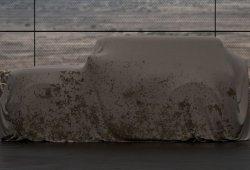 La primera imagen del Ford Bronco confirma que será un verdadero 4x4