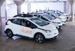 General Motors comienza la producción del primer coche totalmente autónomo