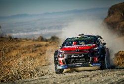 El Citroën C3 WRC recibirá una evolución en Córcega