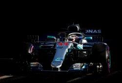 """Hamilton: """"El equipo hizo un buen trabajo y esperamos ganar a Red Bull y Ferrari"""""""