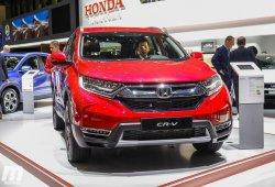 El nuevo Honda CR-V 2018 está listo para su puesta de largo en Ginebra