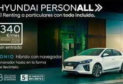 Hyundai Personall: la marca coreana lanza un renting para particulares