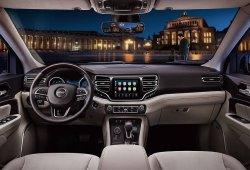 Así es el interior del Jeep Grand Commander, un nuevo SUV de 7 plazas