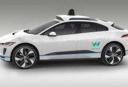 El Jaguar I-Pace será uno de los coches de pruebas autónomo de Google