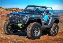 Jeep y Mopar presentan siete conceptos especiales sobre el nuevo Wrangler, Renegade y Wagoneer
