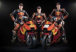 KTM desvela la RC16 de Espargaró y Smith, su MotoGP de 2018