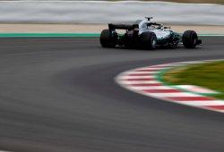 """Hamilton: """"He pasado la curva 9 a fondo por primera vez desde que estoy en la F1"""""""