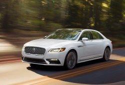 El Lincoln Continental no tendrá relevo generacional y desaparecerá de la gama
