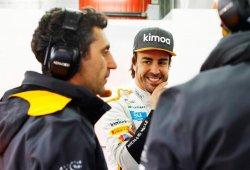 Los consejos de Fernando Alonso para los pilotos jóvenes