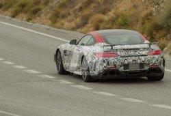 Mercedes-AMG confirma la llegada del GT Black Series en 2020
